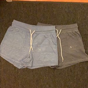 2 Pairs of Danskin Now Athletic Shorts